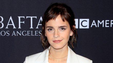 Emma Watson bei einem Auftritt in Los Angeles (hub/spot)