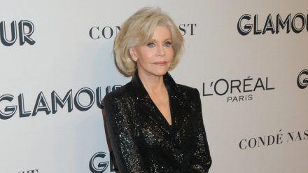 Jane Fonda hat genug davon, ihre Haare zu färben. (eee/spot)