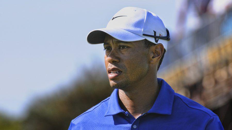 Tiger Woods verunglückte am Dienstag bei einem Autounfall. (jru/spot)