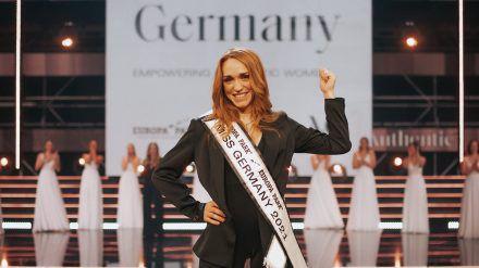 """Anja Kallenbach ist die neue """"Miss Germany"""" (dr/spot)"""