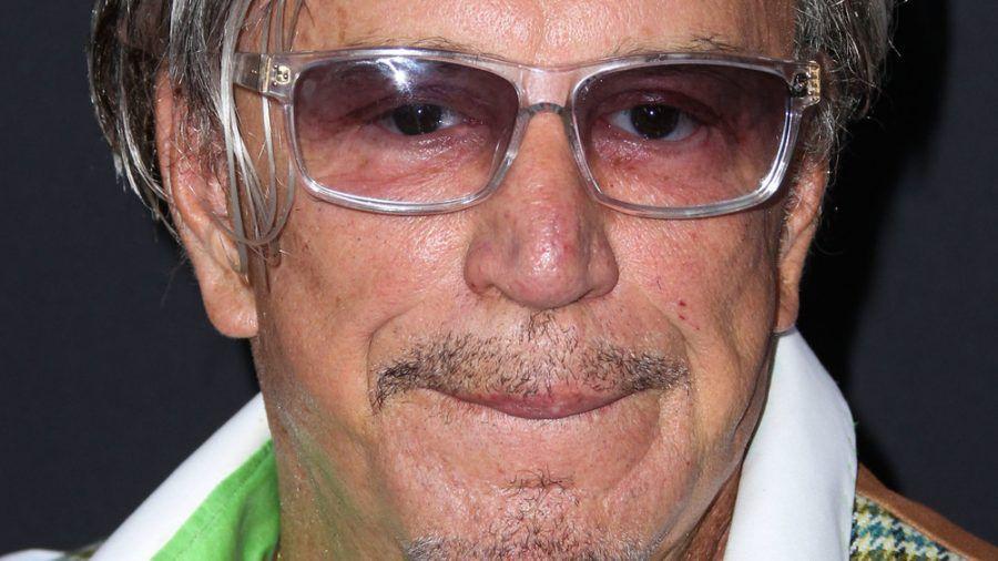 Mickey Rourke wurde in den 80er-Jahren zum Megastar. (dr/spot)