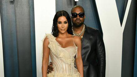 Kim Kardashian und Kanye West gehen in Zukunft getrennte Wege (rto/spot)