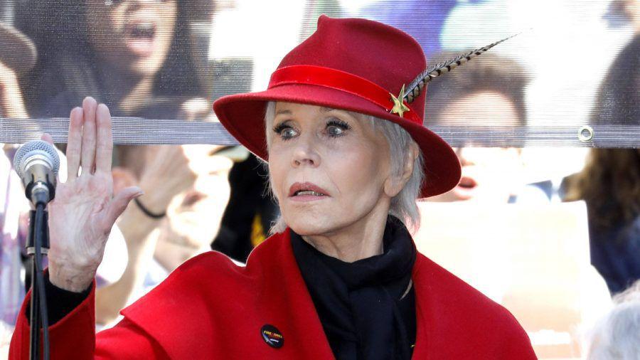 Jane Fonda: E-Zigarette mit Gras hilft beim Einschlafen