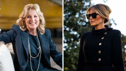 Video: Ist Melania Trump sauer auf die neue First Lady Jill Biden?
