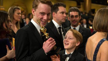 Jodie Foster: Ältester Sohn Charles will in die Filmbranche
