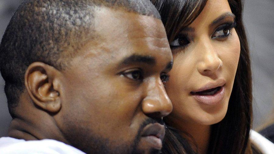 Kim Kardashian ist nach Scheidungsantrag erleichtert