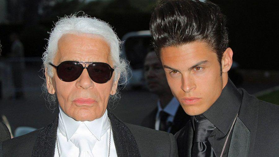 Baptiste Giabiconi: Freund von Karl Lagerfeld erinnert sich