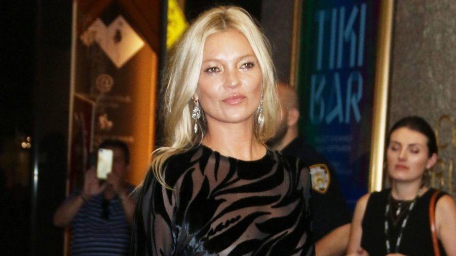 Kate Moss: ,,Ich konnte alles essen und habe trotzdem nicht zugenommen''