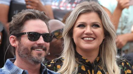 KELLY CLARKSON reportedly filed for divorce from her husband of almost seven years, BRANDON BLACKSTOCK