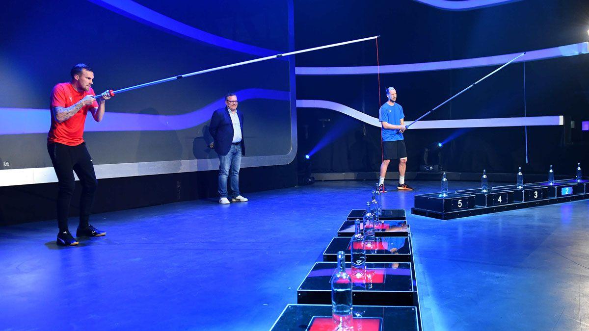 """Schlag den Star"": So verlor Kevin Großkreutz - die Highlight-Clips"