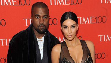 Kim Kardashian & Kanye West: So teilen sie ihr Vermögen auf