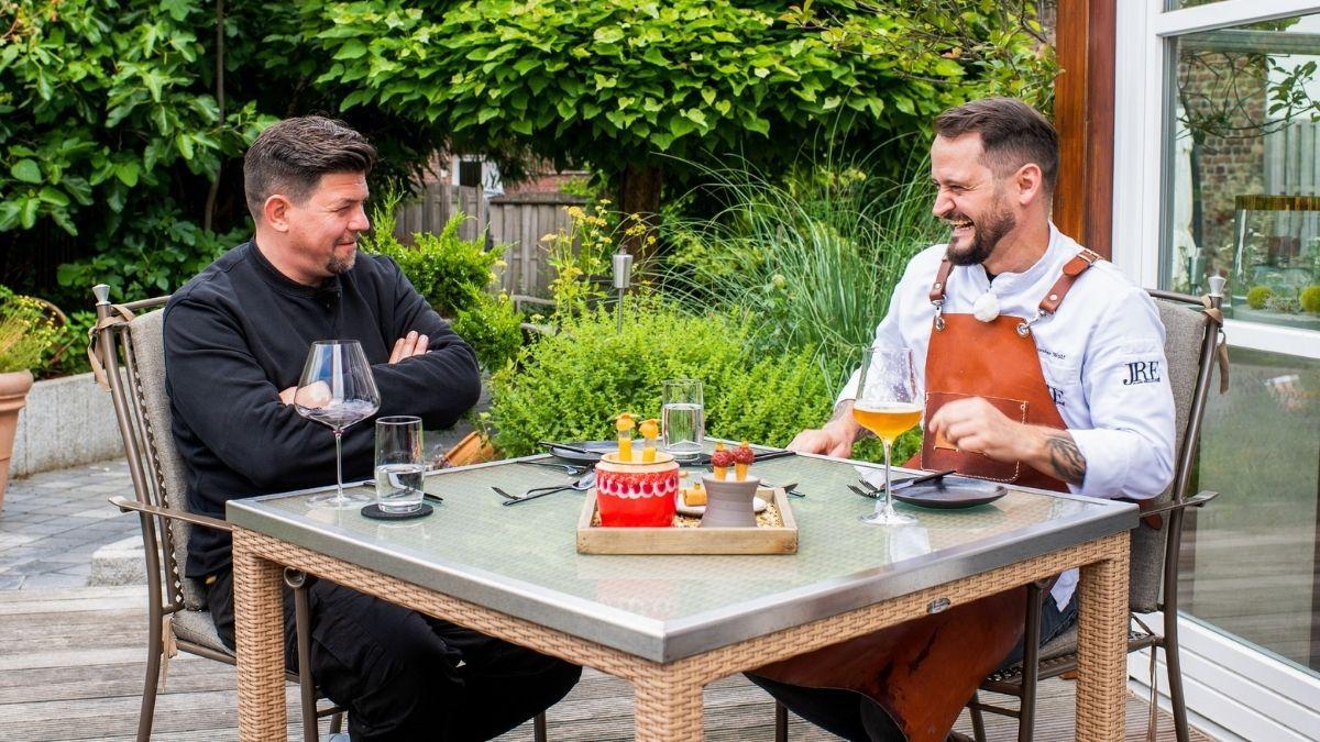 """""""Kitchen Impossible"""": Tim Mälzer vs. Alexander Wulf"""