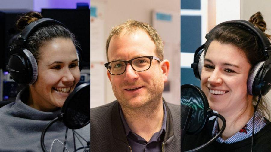"""Podcast """"Kopfsalat"""": Wie schützt ein Telefonat vor Suizid?"""