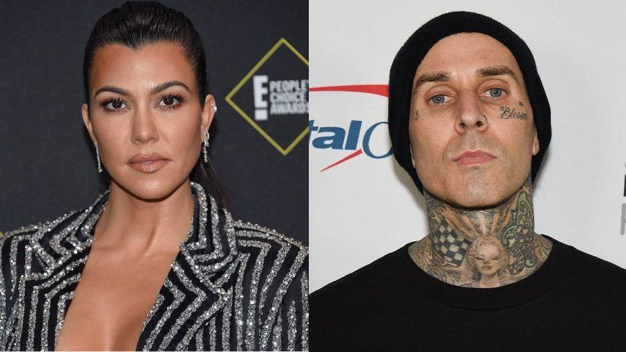 Kourtney Kardashian: Seltsame Liebesbotschaft an Travis Barker