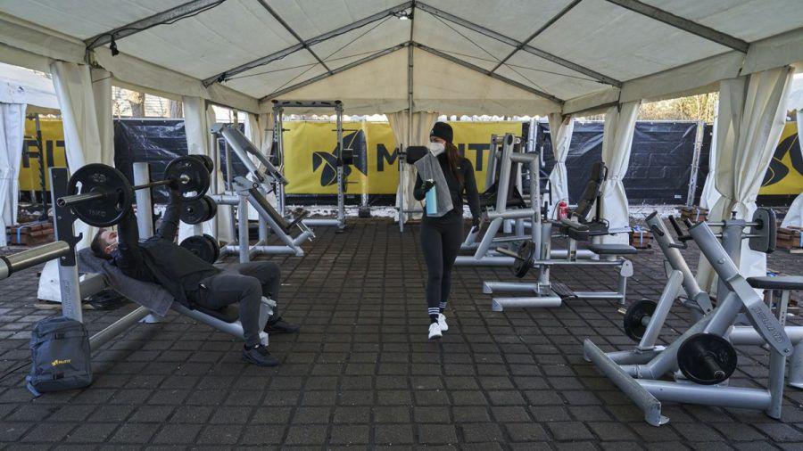 Endlich: McFit macht heute die Fitnessstudios auf!