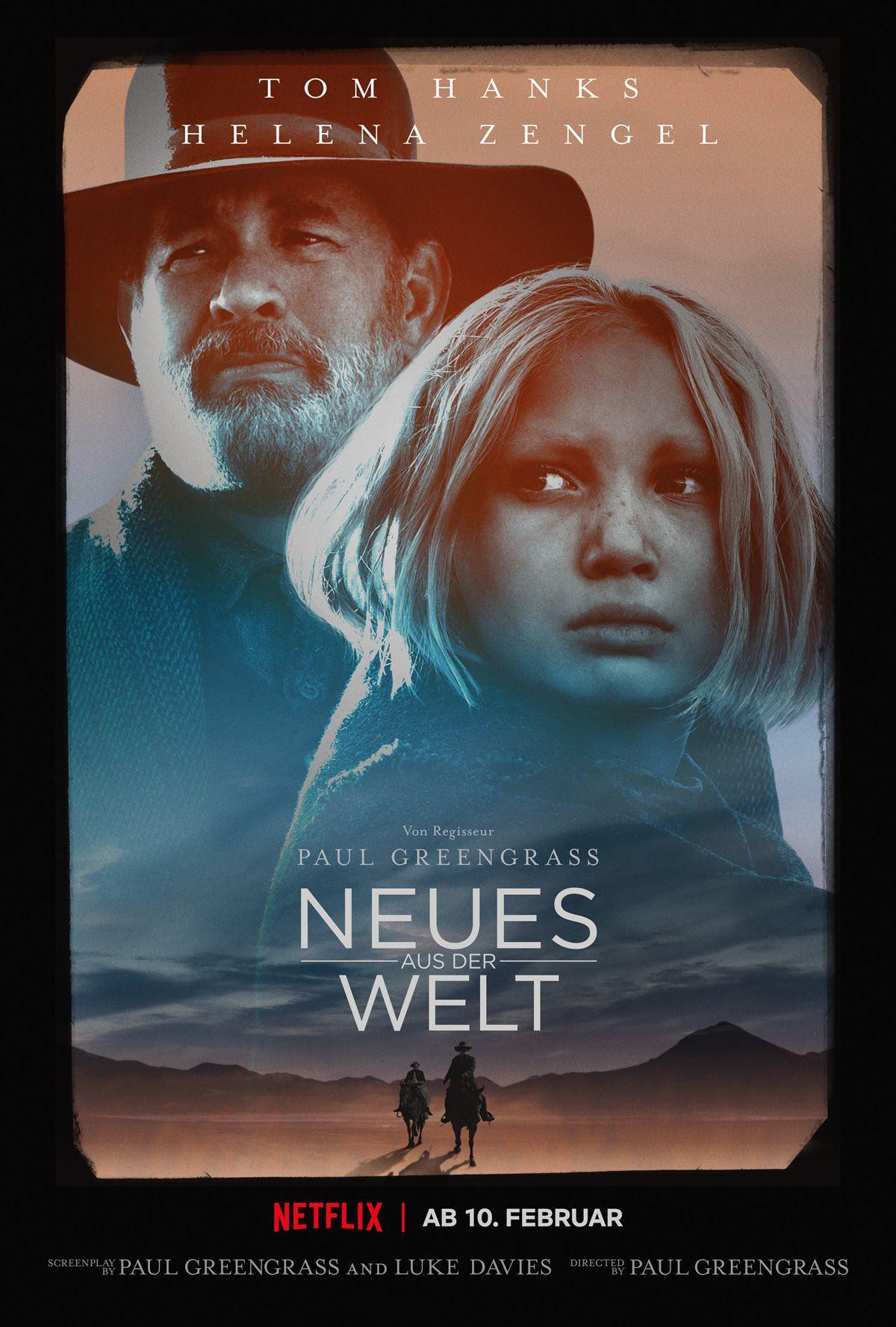 Helena Zengel: Alles über den Berliner Jungstar neben Tom Hanks