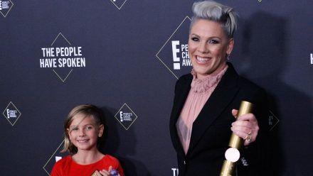 Video: So süß und talentiert ist die neunjährige Tochter von Pink!