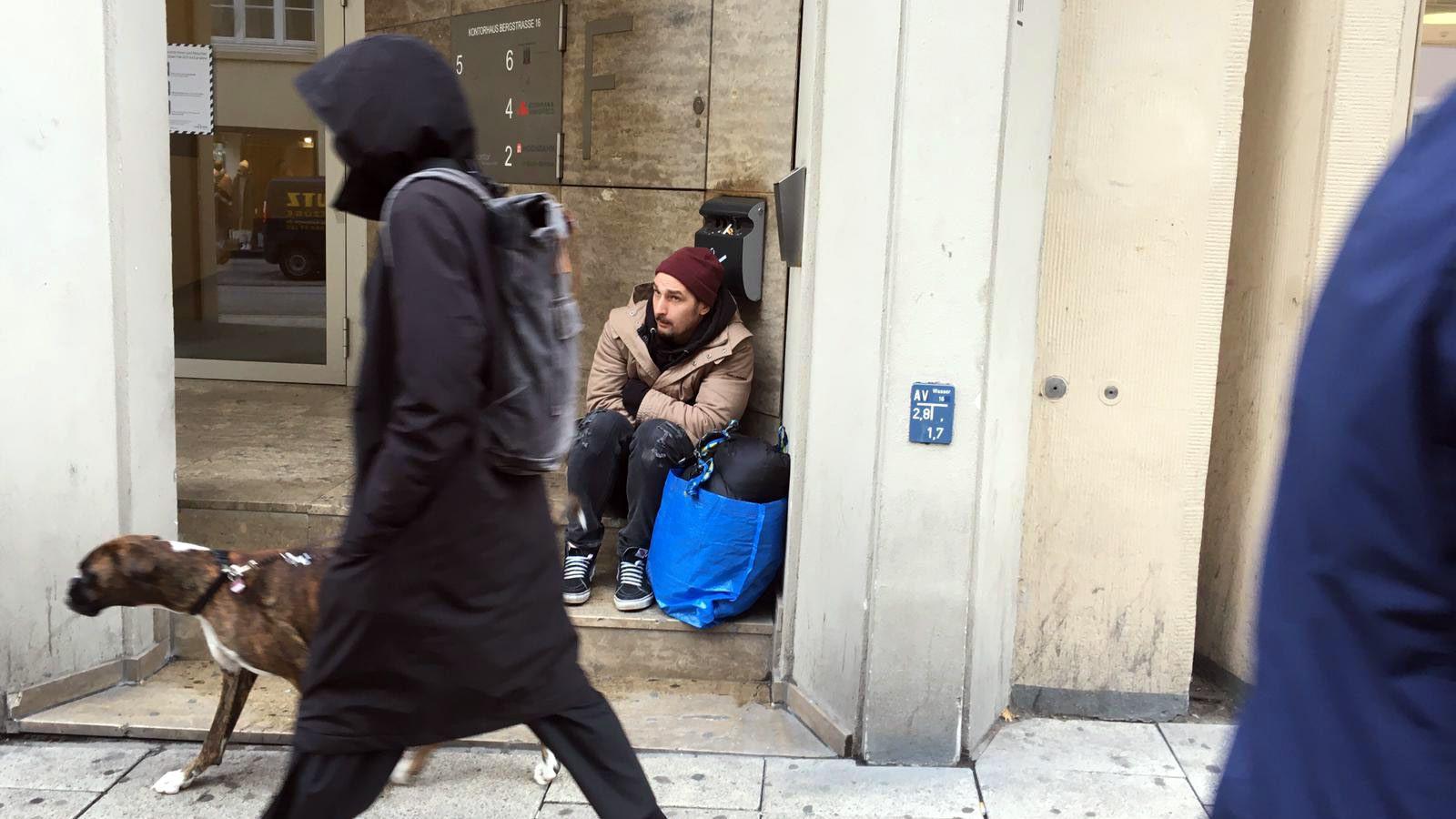 """Tobi Wegener landet auf der Straße: """"Prominent und obdachlos"""""""