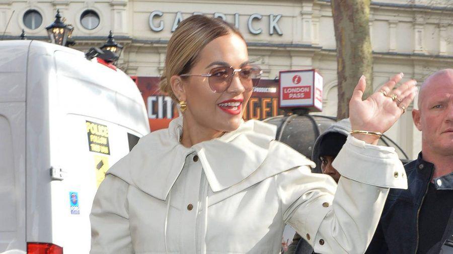 Rita Ora kommt mit neuer Schuh-Kollektion