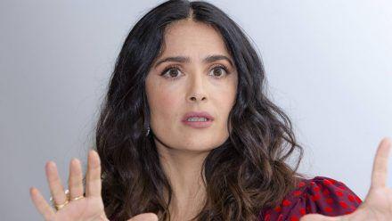 Salma Hayek: Schweres Trauma nach Weinstein-Belästigung