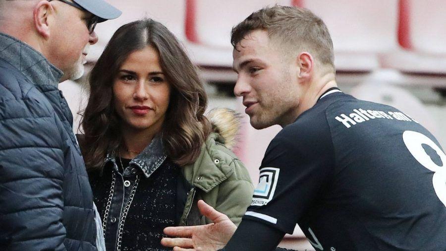 Sarah Lombardi: Julian Büscher möchte seine Fußball-Karriere beenden