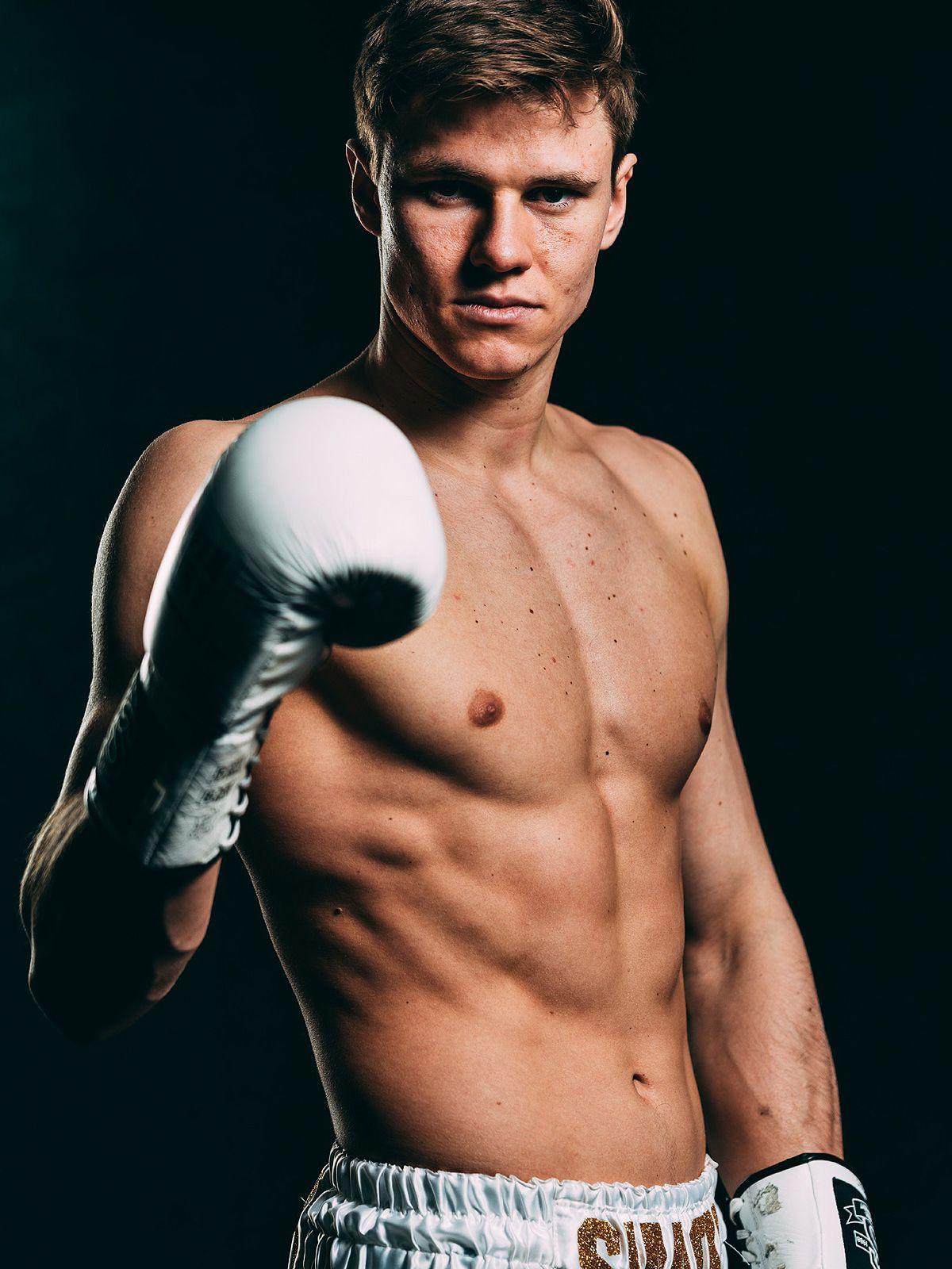 """""""Let's Dance"""": Boxer Simon Zachenhuber macht sich fit für's Parkett"""