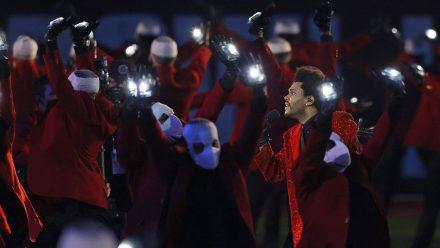 Super Bowl: Viel Kritik an der Halbzeitshow von The Weeknd