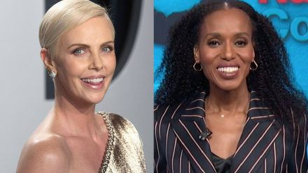 Fantasy-Film mit Charlize Theron und Kerry Washington