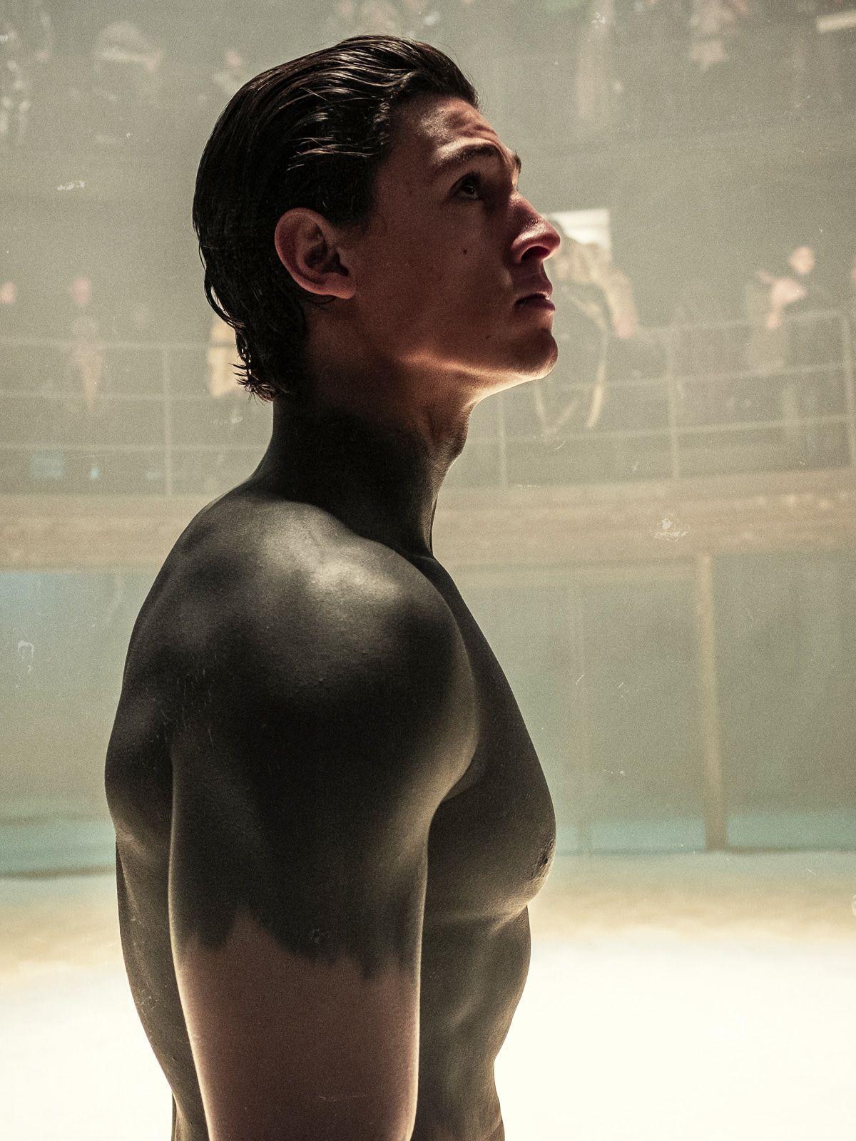 """Das ist Emilio Sakraya aus dem Netflix-Spektakel """"Tribes of Europa"""""""