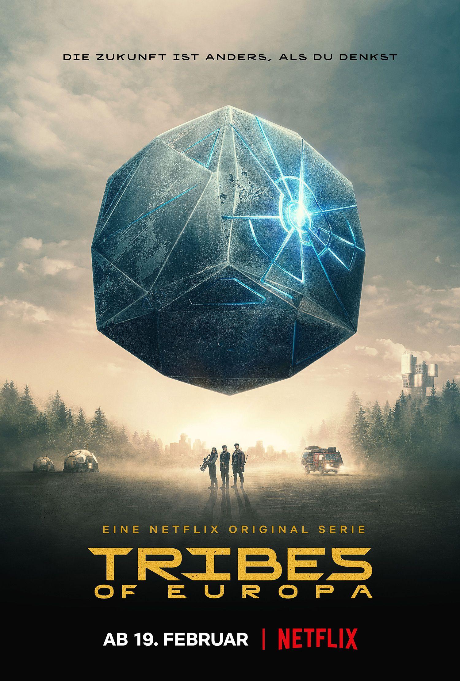 """Netflix: Emilio Sakraya in """"Tribes Of Europa"""" - der Trailer!"""