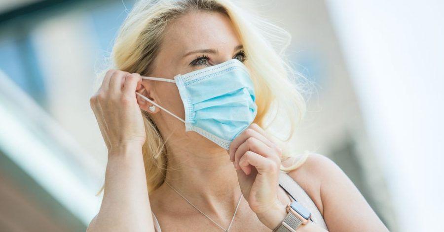 Medizinische Masken gehören mittlerweile zum Alltag. Die Ausgaben dafür lassen sich unter Umständen von der Steuer absetzen.