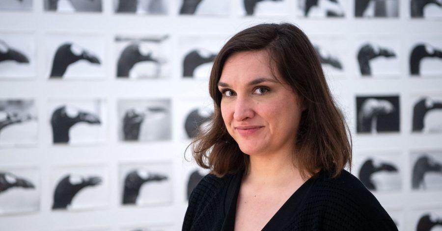 Lisa Felicitas Mattheis, Kuratorin der Ausstellung und wissenschaftliche Leiterin der Kunsthalle Emden.