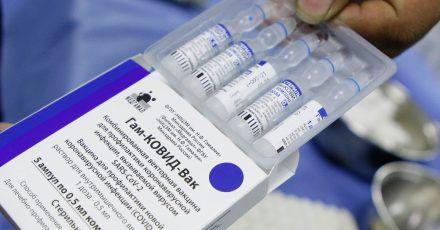 Der russische Corona-Impfstoff «Sputnik V» wird derzeit von der Europäischen Arzneimittel-Agentur geprüft.
