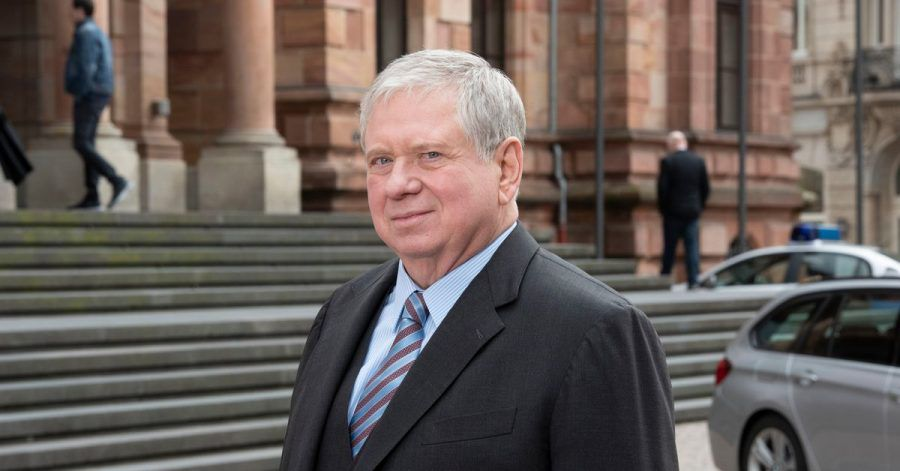 Er löst jeden Fall:Oberstaatsanwalt Bernd Reuther (Rainer Hunold).