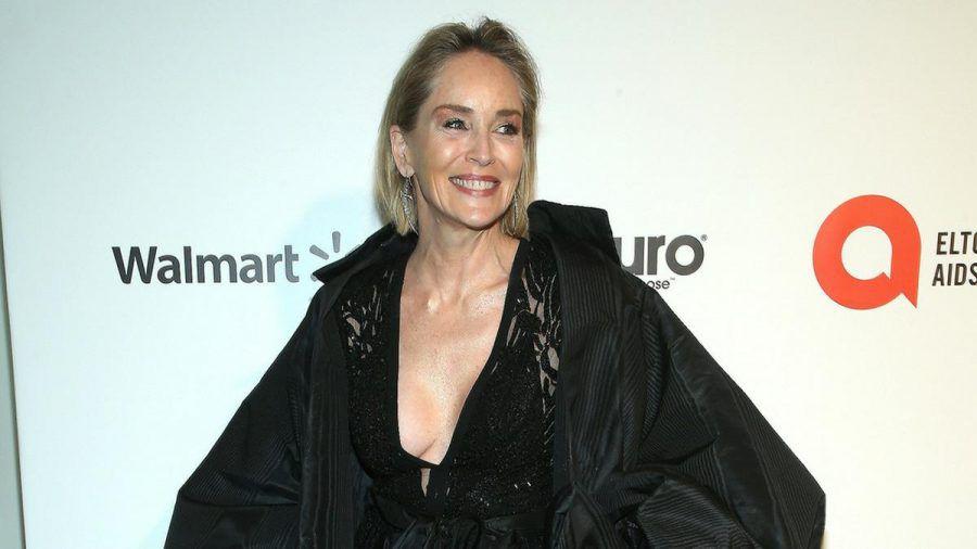 Sharon Stone bei einer Veranstaltung im vergangenen Jahr. (stk/spot)