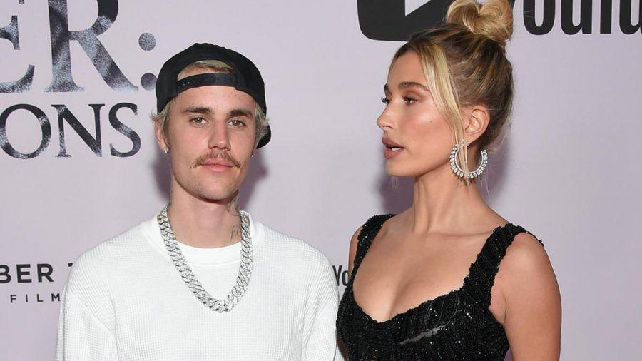 Justin und Hailey Bieber heirateten 2018 (rto/spot)