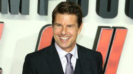 """Tom Cruise hat sich über einen besonderen Trailer zu """"Top Gun: Maverick"""" gefreut. (jom/spot)"""