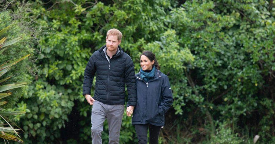 Die Loslösung von Prinz Harry und Herzogin Meghan vom britischen Königshaus soll zum Spielfilm werden.