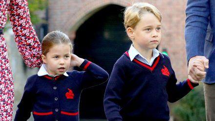 Prinz George und Prinzessin Charlotte sollen bereits gute Reiter sein (hub/spot)