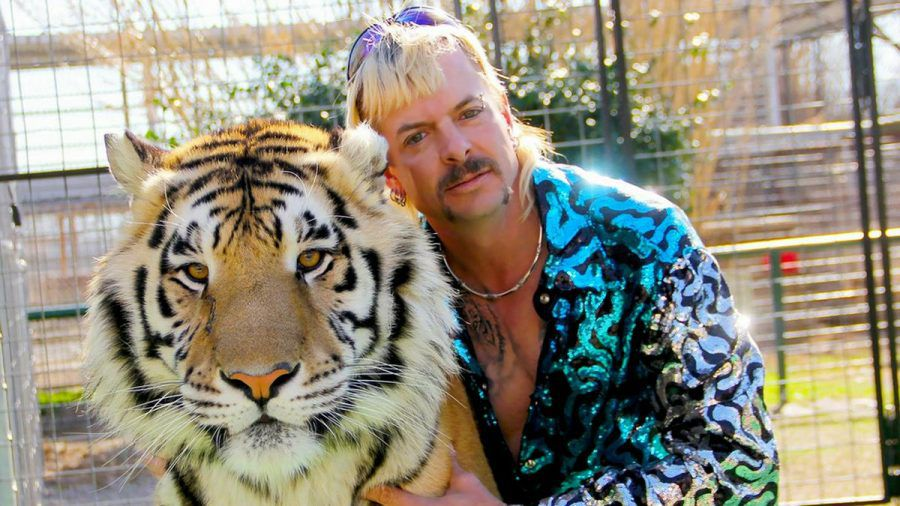 "Seit 2019 in Haft: ""Tiger King"" Joe Exotic. (jru/spot)"