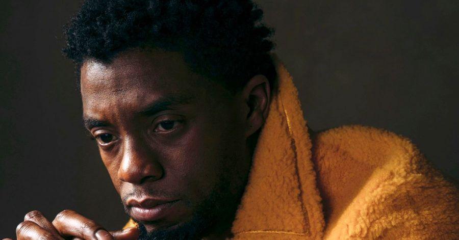 Chadwick Boseman ist 2018 bei einem Fototermin für den Film «Black Panther».