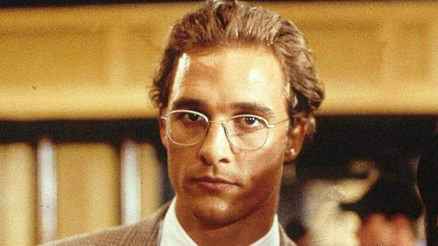 """Matthew McConaughey in """"Die Jury"""" aus dem Jahr 1996 (stk/spot)"""