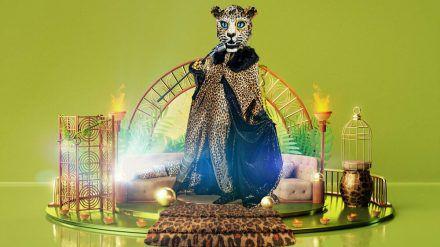 "Kommt der Leopard ins Finale von ""The Masked Singer""? (wue/spot)"