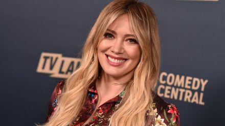 Hilary Duff bei einer Veranstaltung im Mai 2019. (jru/spot)