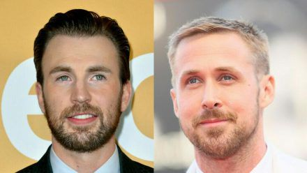 "Chris Evans und Ryan Gosling drehen ""The Gray Man"". (ili/spot)"