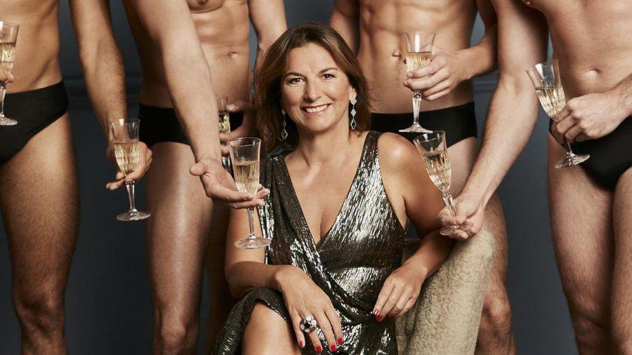 "Ob Claudia Obert in ""Claudias House of Love"" ihre große Liebe finden wird? (jru/spot)"