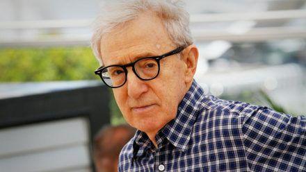 Woody Allen im Jahr 2015 bei den Filmfestspielen von Cannes. (dr/spot)