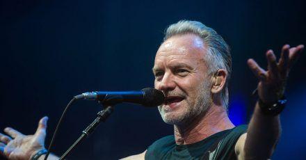 Sting singt immer wieder gerne im Duett.