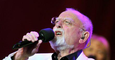 In Deutschland ein Star: Roger Whittaker wird 85.