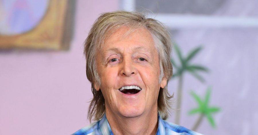 Paul McCartney ernährt sich seit vielen Jahren vegetarisch.